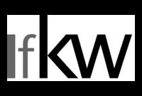 Partnerlogo grau ifKw